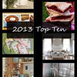 2013 Top Ten Posts