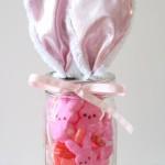 Mason Jar Easter 'Basket'