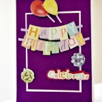 Easy Birthday Card No Fancy Tools Required