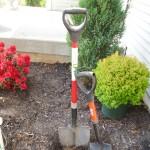 I love my petite garden shovel!