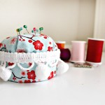 Pin Cushion–Mother's Day Craft
