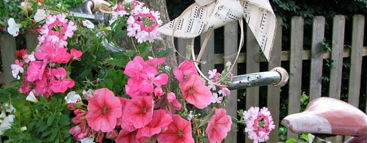 Summer Pinwheel Tutorial