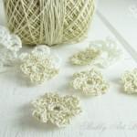 Mini Crochet Flowers