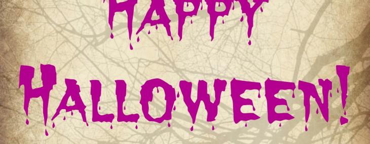 Free Happy Halloween Printable